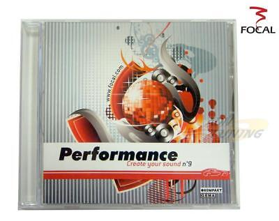 CD Focal Performance N9 - Testez la qualite de votre installation
