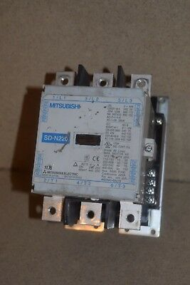 @@ Mitsubishi Sd-N220 Magnetic Contactor (Hh)