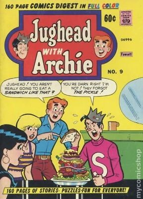 Jughead with Archie Digest (1974) #9 GD/VG 3.0 LOW GRADE