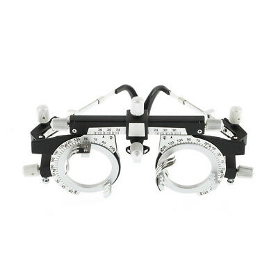 Full Adjustable Optometry Optic Eyewear Trial Lens Frame Visual Test Equipment S