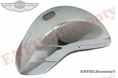 Brand New Chrome Plated Vespa Front Mudguard For Vespa Px, Pe, T5 & Classic @aus