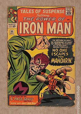 Tales of Suspense (1959) #55 GD- 1.8