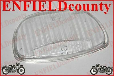 Headlamp Spare Glass Lens For Vespa 150 Sprint 150 Gl Scooters Lamplight @aus