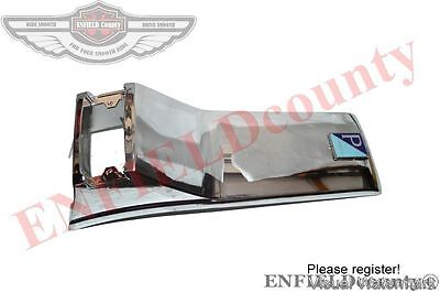 Vespa Chrome Plated Horn Cast Cover Nose Px Px 80-200 Pe Lusso Scoots @aus