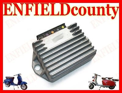 Vespa 12V Regulator Rectifier Unit 5Pin Coloured Electric Start Lml Px Pe T5@aus