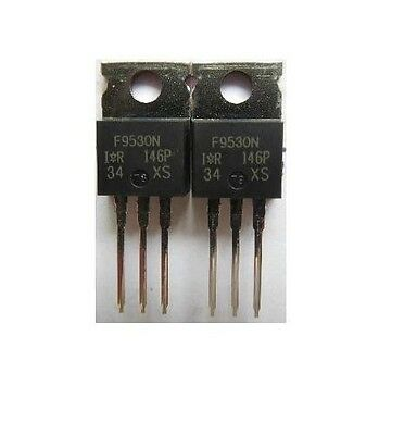 10 x IRF750A F750A N-Channel MOSFET Transistor TO-220 400V 9.5A