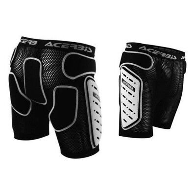 Acerbis Freemoto Motocross Enduro MX Hardshell Padded Armour Shorts