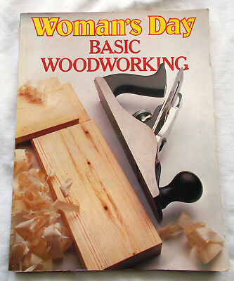 WOMAN'S DAY BASIC WOODWORKING  by CARL NIELSEN