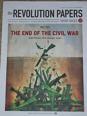 1916 Irish Risin-THE REVOLUTION PAPERS -part 52-Irish newspapers (1916-1923)NEW