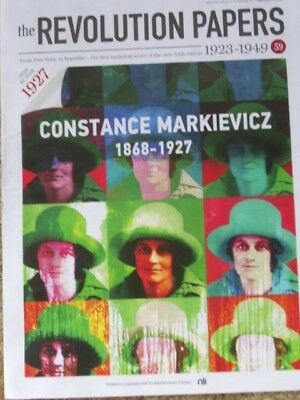 Constance Markievicz  1868-1927-REVOLUTION PAPERS -part 59(1923-1949)IRELAND