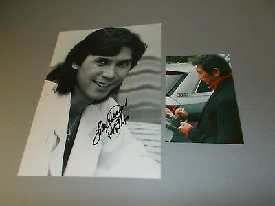 Lou Diamond Phillips Young Guns signiert signed Autogramm auf 20x28 Foto in per.