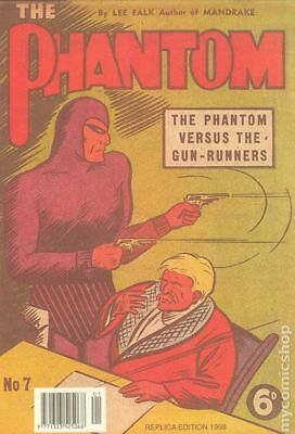 Phantom (1991 Frew) Replica Editions #7 VG/FN 5.0 LOW GRADE
