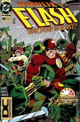 Flash (1987 2nd Series) #95 FN