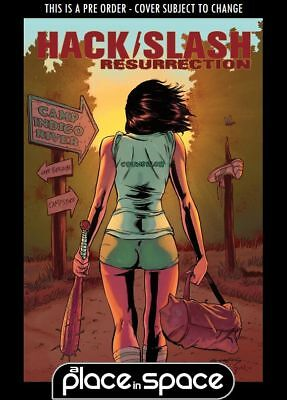 (Wk43) Hack / Slash: Resurrection #1A - Preorder
