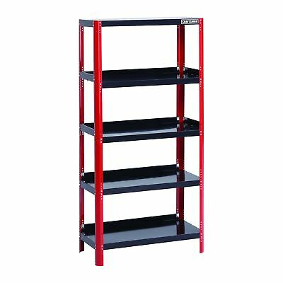 "Craftsman 36"" Wide Steel Superior Strength & Capacity Shelving Unit 14907"