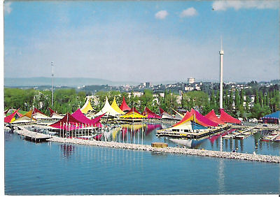 Cpa Carte Postale Lausanne 1964 Expositon Nationale