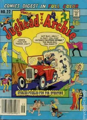 Jughead with Archie Digest (1974) #22 VG 4.0 LOW GRADE