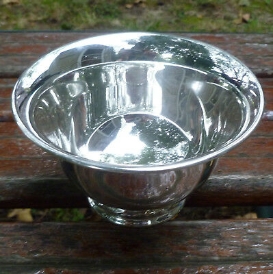 Sterling Silver Small Revere Bowl Towle 120