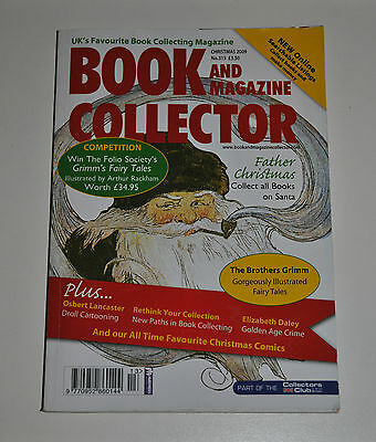 Book Collector Christmas 2009 # 315 - The Brothers Grimm, Osbert Lancaster