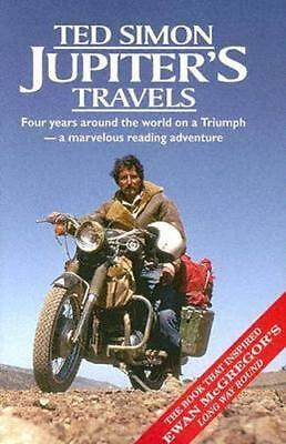 NEW Jupiter's Travels By Ted Simon Paperback Free Shipping
