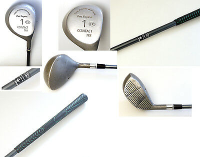 Prl) Golf 1 Wood Driver Ben Sayers 11° Contact Tpr Total Positive Response