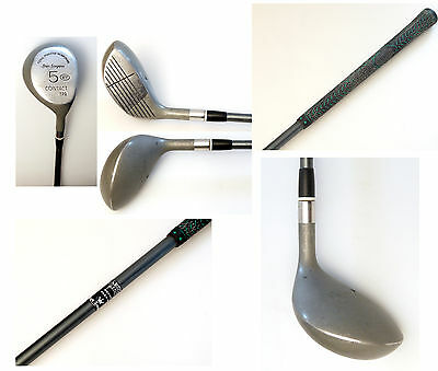 Prl) Golf Wood Driver 5 Ben Sayers 21° Contact Tpr Total Positive Response Used