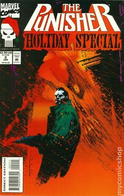 Punisher Holiday Special (1993) #2 VF