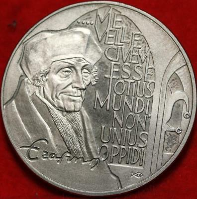 Uncirculated 1991 Netherlands 10 ECU Medallic Coinage Foreign Coin Free S/H