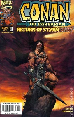 Conan Return of Styrm (1998) #1 VF