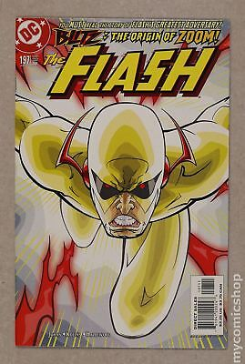 Flash (1987 2nd Series) #197 VF+ 8.5