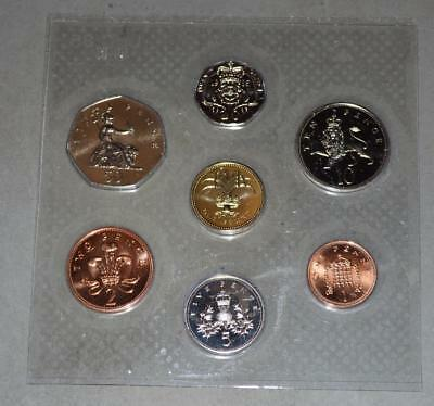 Great Britain 1985 Uncirculated Set - 7 Coins