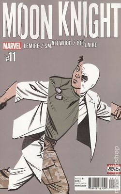 Moon Knight (2016 6th Series) #11 VF