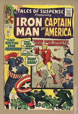 Tales of Suspense (1959) #60 GD- 1.8