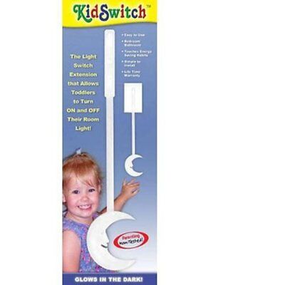 Kidswitch Light Switch Extender, Perfect For Toddlers Night Trips To Bathroom