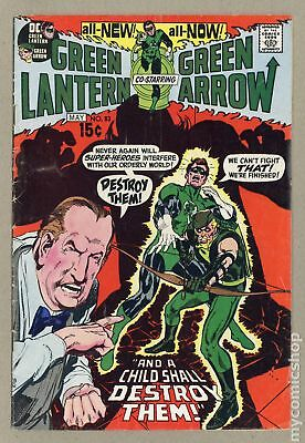 Green Lantern (1960-1988 1st Series DC) #83 GD/VG 3.0