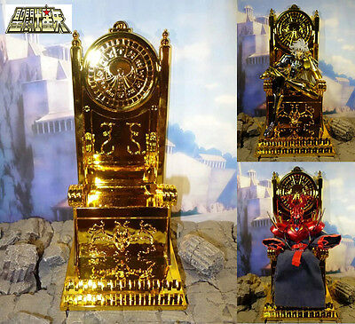 Metal Club Saint Seiya Myth Cloth Legend of Sanctuary Bicolor Gemini Saga Chair