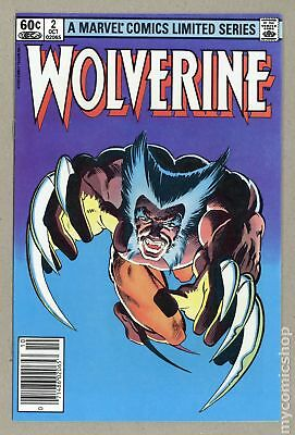 Wolverine (1982 Limited Series) #2 VF 8.0