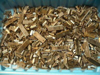 Lot of 3.39Lbs CPU,TTL,CMOS,PROM,I/O Processors IC Chips for Scrap Gold Recovery