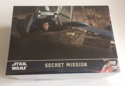 Topps Star Wars The Force Awakens Series 2 Complete Set - US Edition