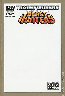 Transformers Prime Beast Hunters (2013 IDW) #1FANEXPO VF+ 8.5