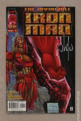 Iron Man (1996 2nd Series) #4A VF 8.0