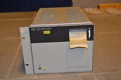 HP 5150A - Thermal Printer HPIB Thermotransferdrucker untested vintage