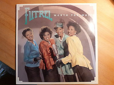 "12"" LP Xian - Futrel - Worth the wait (9 Songs) Sealed OVP"