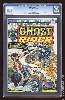 Ghost Rider (1973 1st Series) #3 CGC 8.5 0251304010