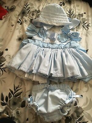 Guinda Dress Age 2 Years Spanish/Romany