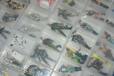 Loads more gi joe figures .WILL NOT BE RELISTED  FINAL REDUCTION £1.85 EACH