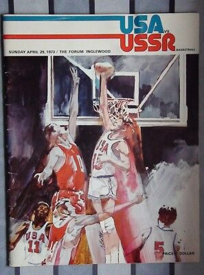 Programs USA - USSR 29.04.1973