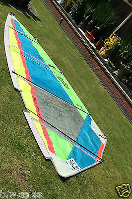 Windsurfing Sail Lodey 6.6m Power Lite with Bag - Wind Surfing, Water Sports