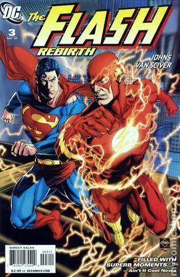 Flash Rebirth (2009 DC) #3A VF