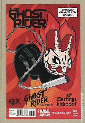 All New Ghost Rider (2014) #1HASTINGS VF- 7.5